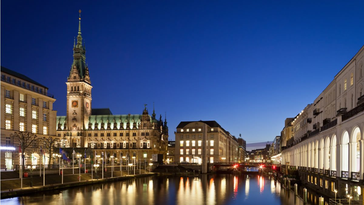 Serviced Offices in Hamburg