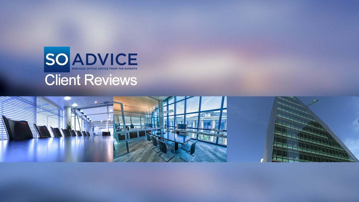 Client reviews for Serviced Offices Advice