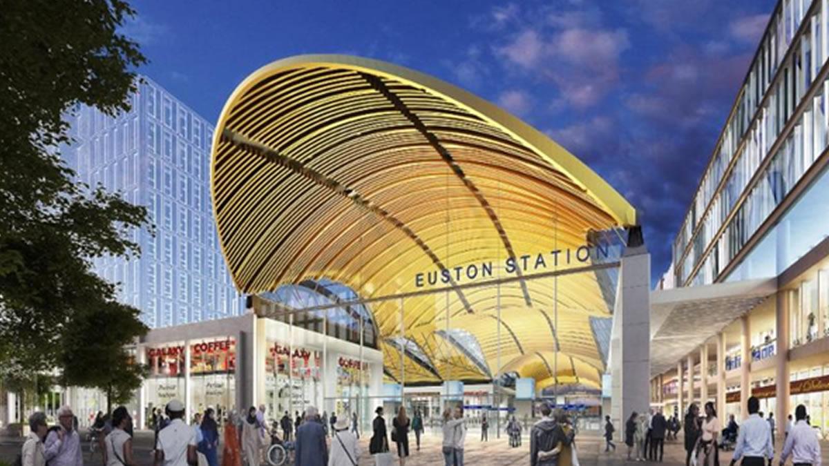 Euston Station Office Development