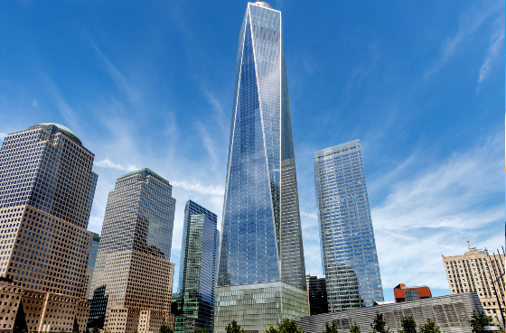 Serviced offices in World Trade Centre, Manhattan, New York