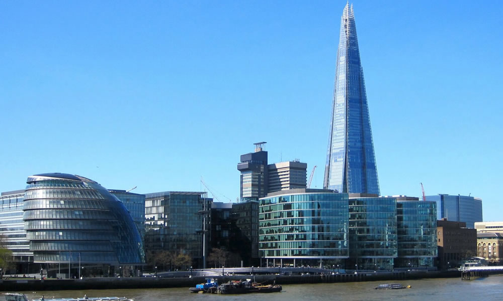 Flexible office space in London Bridge