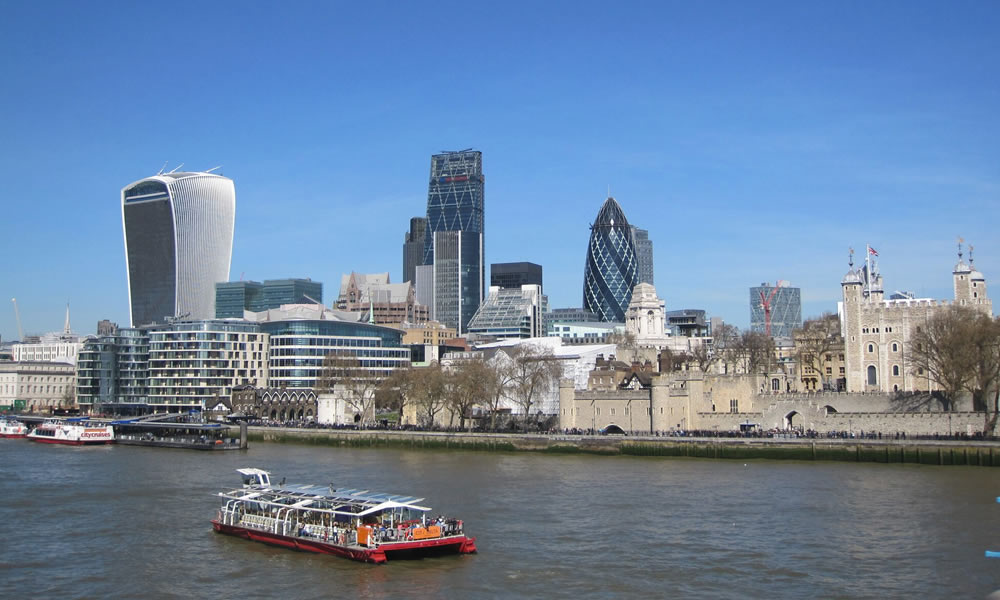 City of London serviced offices guide