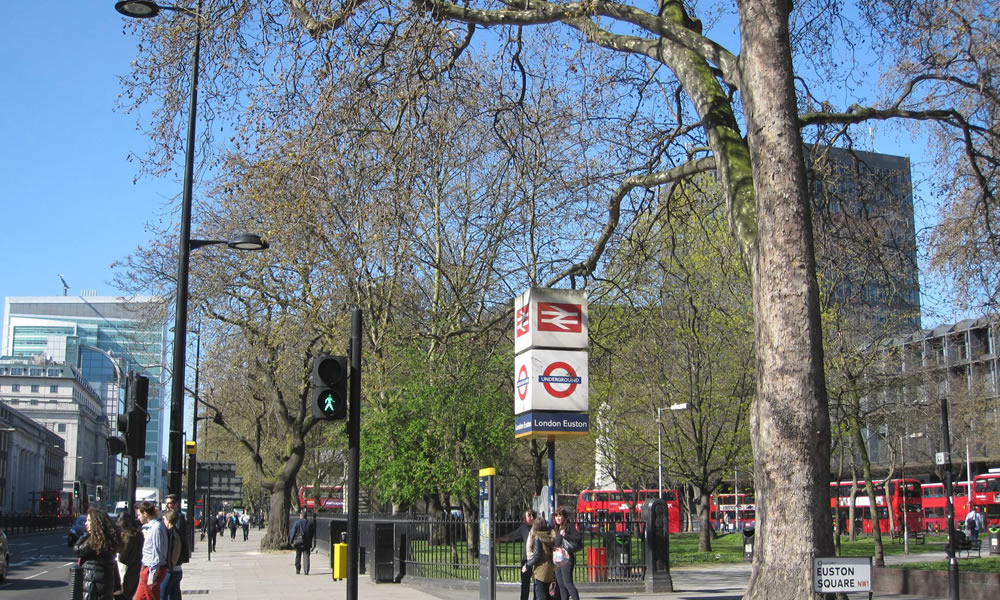 Euston serviced offices guide
