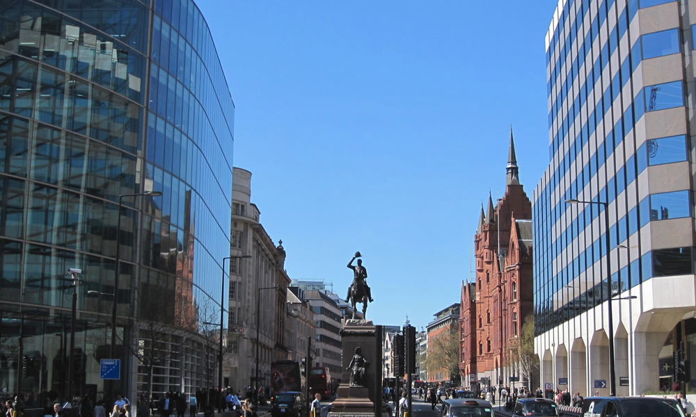 Serviced offices in High Holborn