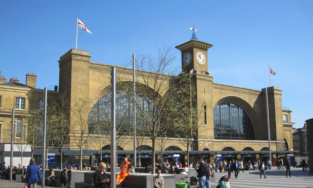 Guide to renting serviced offices in King's Cross