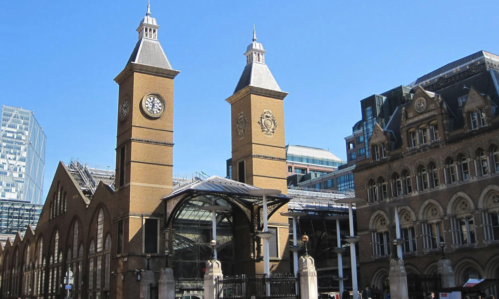 Serviced offices in Liverpool Street area