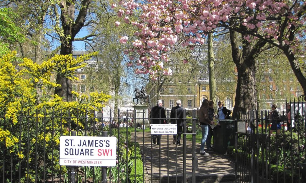 St James's serviced offices