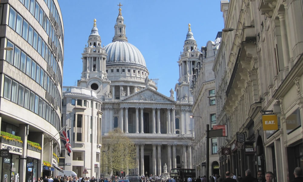 Serviced Offices in St Paul's London