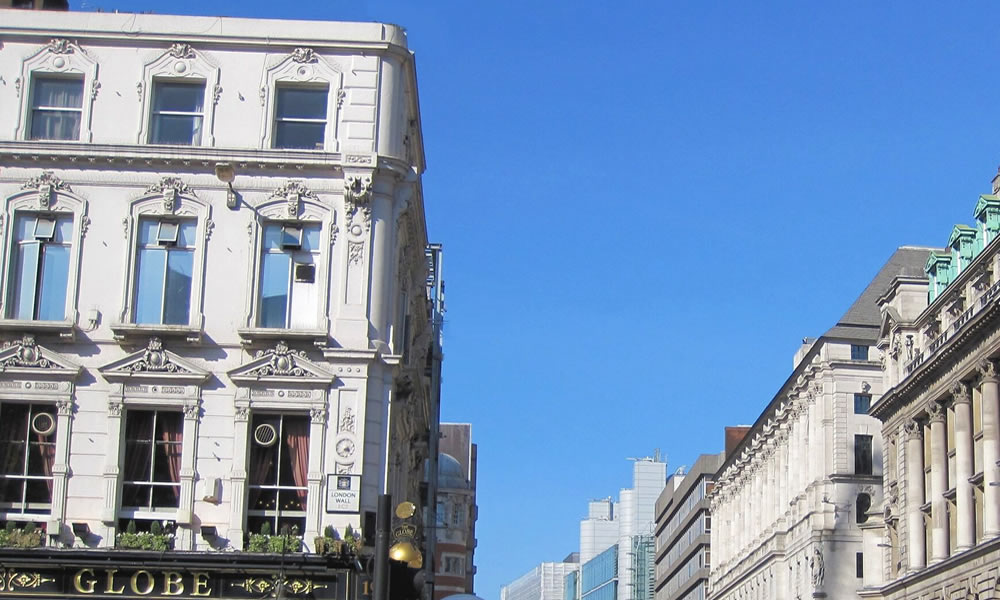 Moorgate serviced offices