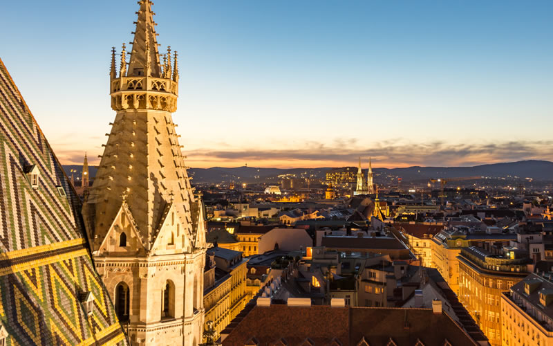 Finding office space in Vienna